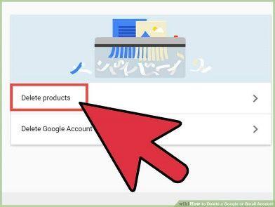 حذف اکانت گوگل (Google Account) و جیمیل (Gmail)