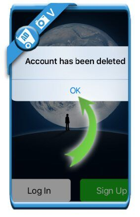 حذف اکانت وی چت (WeChat)
